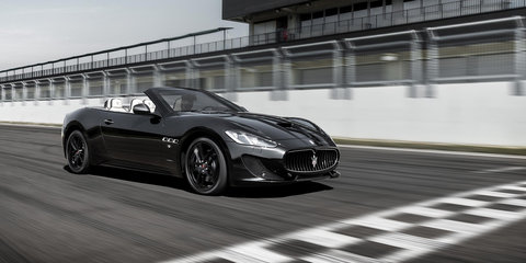 Maserati GranTurismo and GranCabrio special editions celebrate 60 years of production
