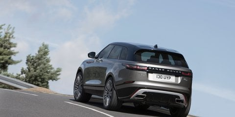 2018 Range Rover Velar full pricing revealed - UPDATE