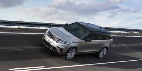 Range Rover Velar: Talking design with styling chief Gerry McGovern