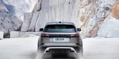 No Plans for coupe-style Range Rover Velar