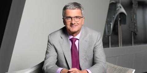 Audi CEO arrested over 'evidence suppression' risk