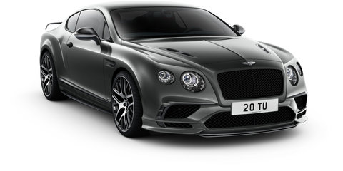 Bentley Continental Supersports touches down in Australia, pricing announced
