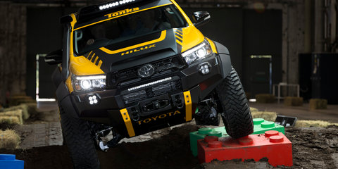 Toyota on Ranger Raptor: 'Clearly there's a gap' in HiLux range
