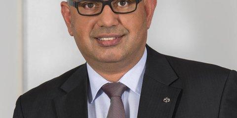 Vinesh Bhindi takes charge at Mazda Australia