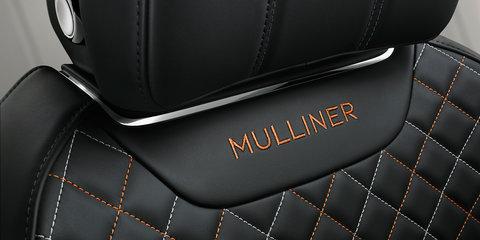 Bentley Bentayga Mulliner revealed