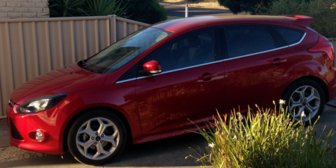 2012 Ford Focus SPORT Review