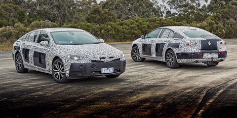 Holden involved in Opel Insignia development since 2012
