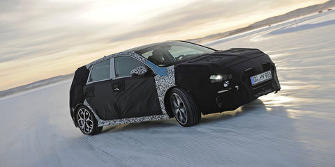 2018 Hyundai i30 N teased in new video