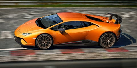 2017 Lamborghini Huracan Performante revealed, coming to Australia in winter