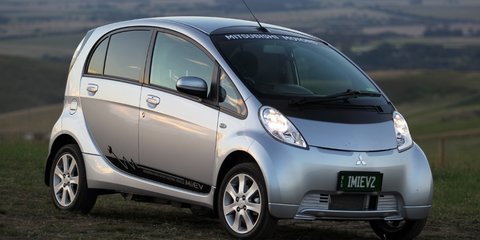 Mitsubishi i-MiEV recalled for Takata airbag fix