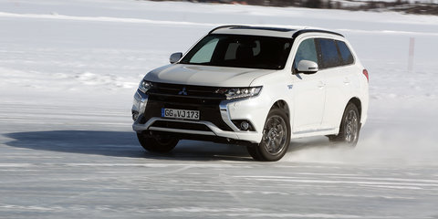 Mitsubishi developing sportier dual-motor AWD
