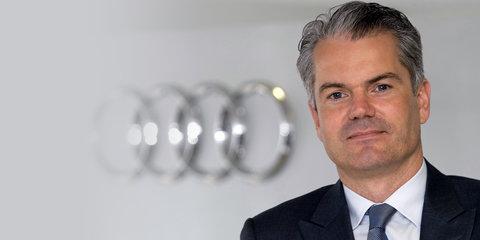 Audi Australia names Paul Sansom as new managing director
