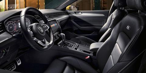 2018 Volkswagen Arteon liftback unveiled