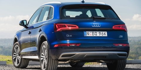2017 Audi Q5 pricing and specs: More power, more tech - and a fair bit lighter