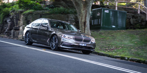2017 BMW 530d review