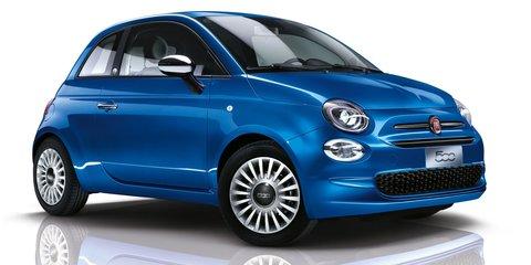 2017 Fiat 500 Mirror adds latest smartphone tech