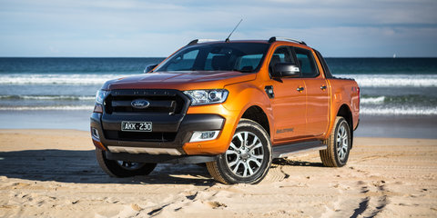 Ford Ranger scores minor feature updates, on sale now