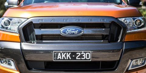 Ford Ranger Wildtrak v Toyota HiLux TRD comparison