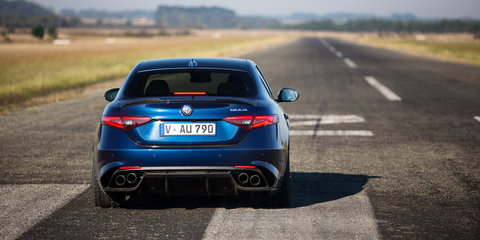 BMW: Alfa Romeo Giulia QV the closest rival to M3 dynamics