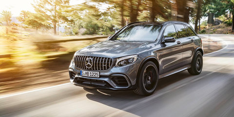 2017 Mercedes-AMG GLC63 revealed, December debut confirmed for Australia
