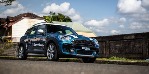 2017 Mini Countryman SD All4 review