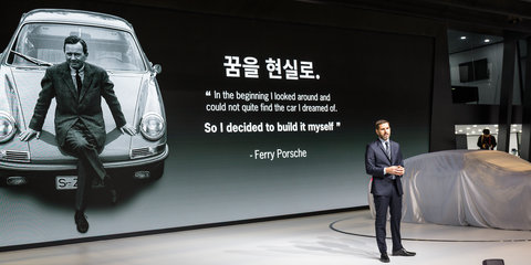 2017 Seoul motor show: On the ground in Korea