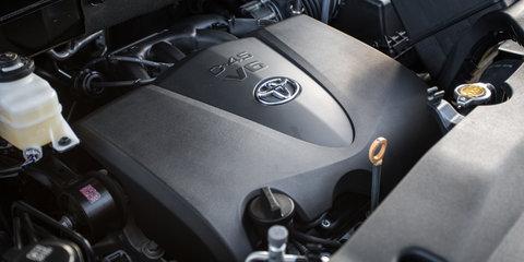 2017 Toyota Kluger GX FWD v Mazda CX-9 Sport FWD