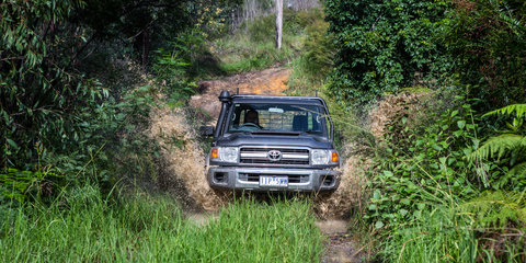2017 Toyota LandCruiser 70 Series ute long-term review, report five: off-road
