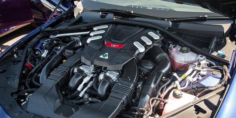 Alfa Romeo Giulia QV v BMW M3 Competition v Mercedes-AMG C63 S comparison