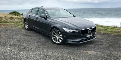 2017 Volvo S90 D4 review: Long-term report two - highway and country driving