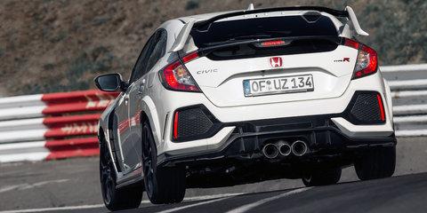 2018 Honda Civic Type R sets Nurburgring lap record