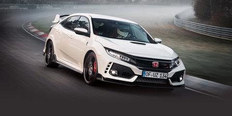 Honda Civic TCR racer revealed