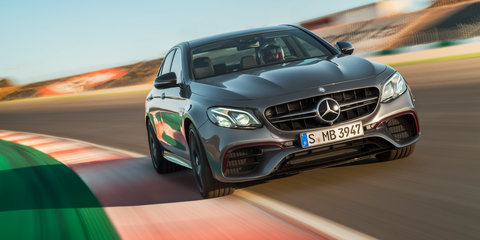2017 Mercedes-AMG E63, E63 S pricing and specs