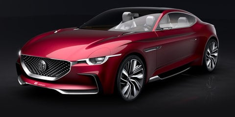 MG E-Motion concept previews brand's next chapter