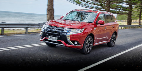 2017 Mitsubishi Outlander PHEV review