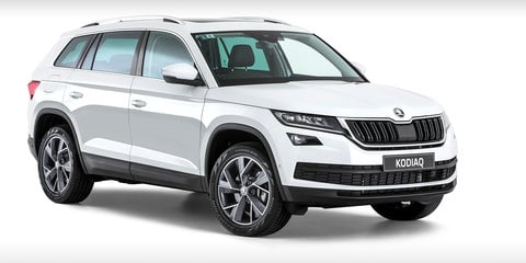 2017 Skoda Kodiaq pricing and specs: Seven-seat SUV detailed for May launch