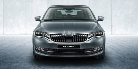 2018 Skoda Octavia pricing and specs