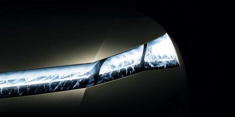 Skoda Vision E revealed in Shanghai
