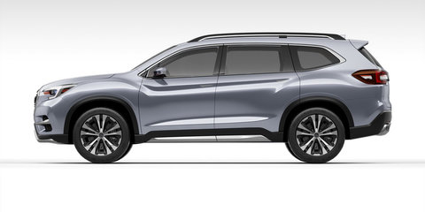 Subaru Ascent seven-seat SUV: Right-hand drive not ruled out just yet