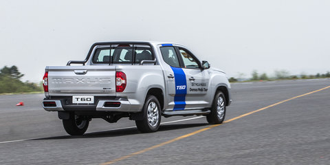 """LDV T60 ute """"the path of least resistance"""" in improving brand image, local distributor says"""