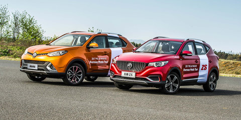 2018 MG ZS to debut 'smartcar' tech, but not in Australia... for now
