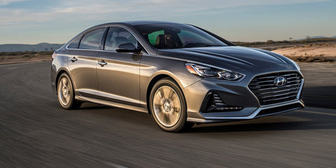 2018 Hyundai Sonata unveiled, Australian launch set for third quarter