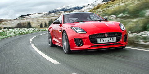 2018 Jaguar F-Type four-cylinder revealed, Australian launch price confirmed