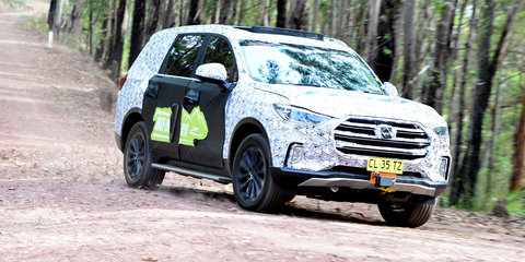 LDV D90 goes official with world premiere in Australia