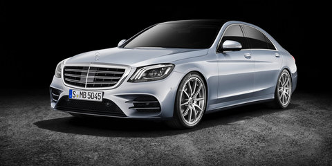 2018 Mercedes-Benz S-Class, AMG, Maybach models revealed