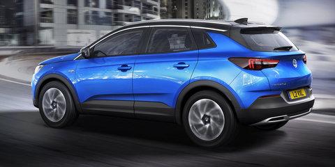 Opel Grandland X SUV revealed