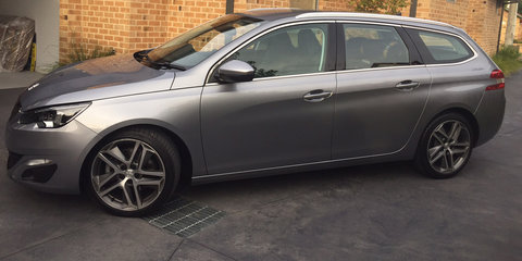 2015 Peugeot 308 Touring Allure review Review
