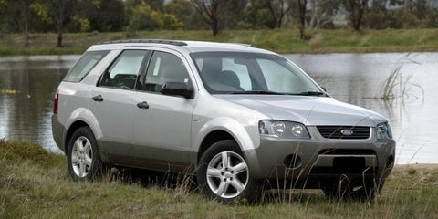 2006 Ford Territory TS (4x4) review Review