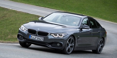 2017 BMW 4 Series pricing and specs