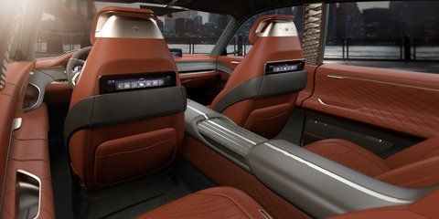 Genesis GV80 Concept unveiled